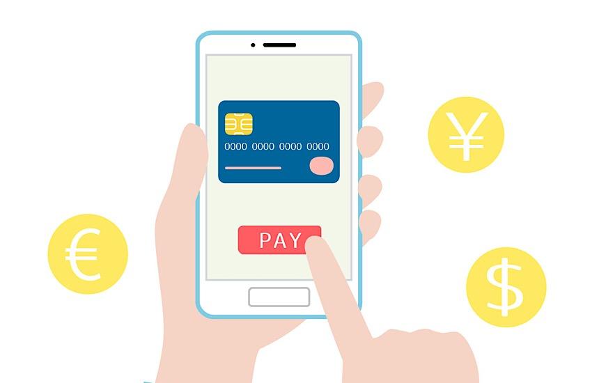 スマホ決済クレジットカード利用時の手数料
